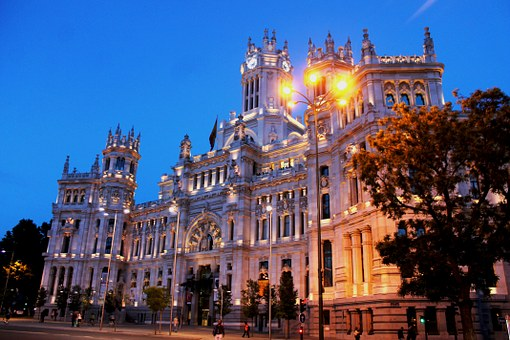 18. Luces de Europa - Madrid