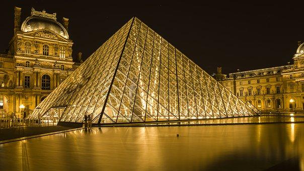 18. Luces de Europa - París