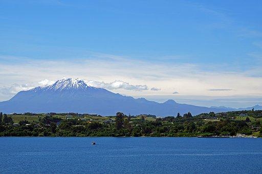 3. Circuito Andino, cruce de lagos - Puerto Varas