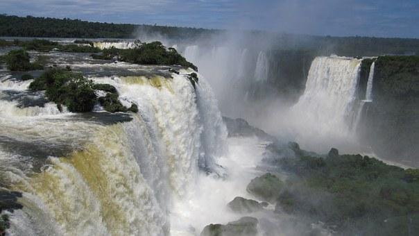 4. Circuito Andino, Calafate, Iguazú - Iguazú