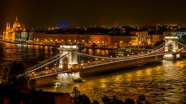 5. Ciudades imperiales - Budapest