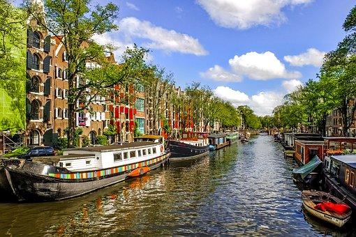 6. De Amsterdam a Praga - Amsterdam