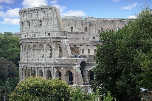 8. De Milán a Roma - Roma