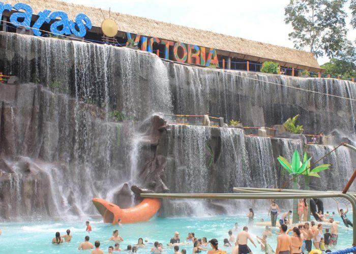 Hacienda Nápoles con piscinas 1