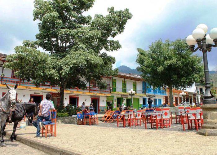 Jardín, Hispania y Andes 1