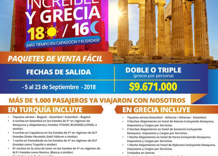 CAMPAÑA SALIDAS GEO 2018 - 2