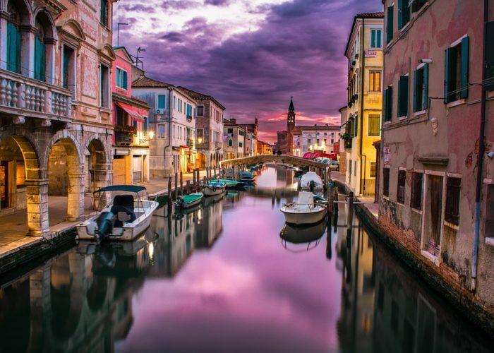 canal.Venecia