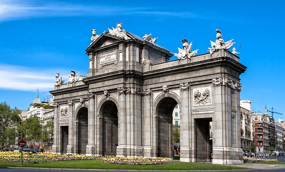 11. Madrid y París - Madrid