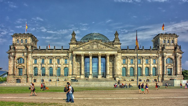 17. Europa Moderna - Berlín
