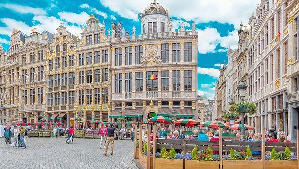 17. Europa Moderna - Bruselas