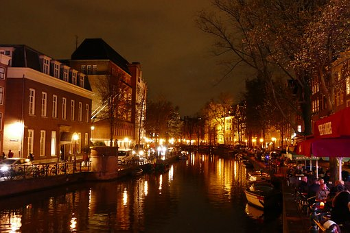 18. Luces de Europa - Amsterdam