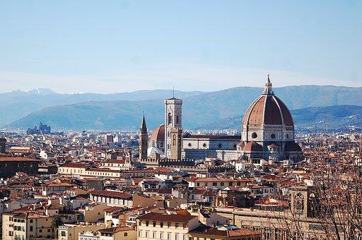 7. De Milán a Madrid - Florencia