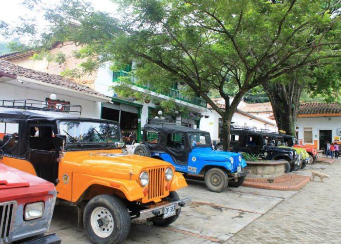 Ciudad Bolívar, Café y Arriería 1