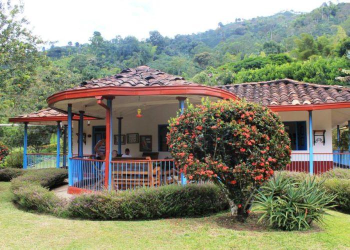 Ciudad Bolívar, Café y Arriería 2