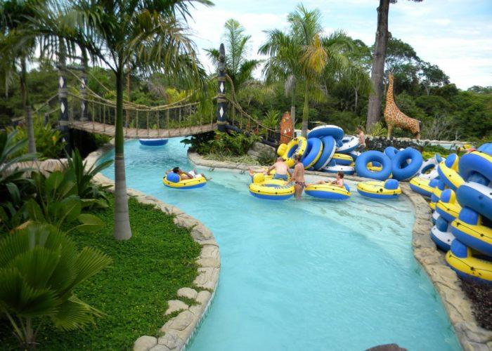 Hacienda Nápoles con piscinas 2