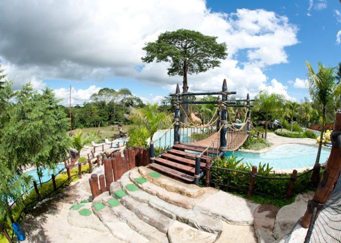 Hacienda Nápoles con piscinas 5